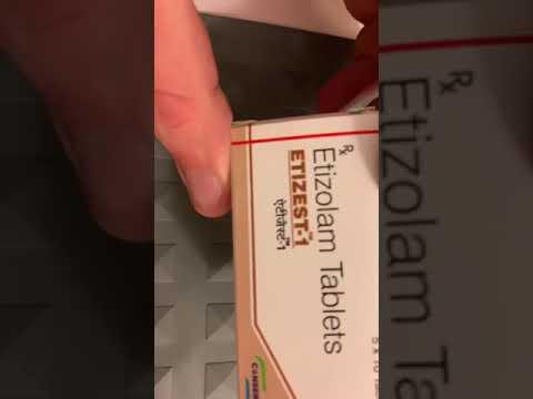 Buy Etizolam Australia - Cerilliant: Etizolam, 1 0 mg/mL