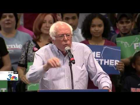 "KSNV: Bernie Sanders: ""Dean Heller, Pay Attention"""
