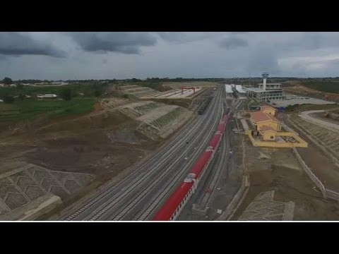 $13 billion China-funded railway in Kenya to boost business, tourism