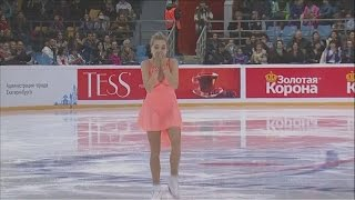 2016 Russian Nationals - Elena Radionova SP ESPN