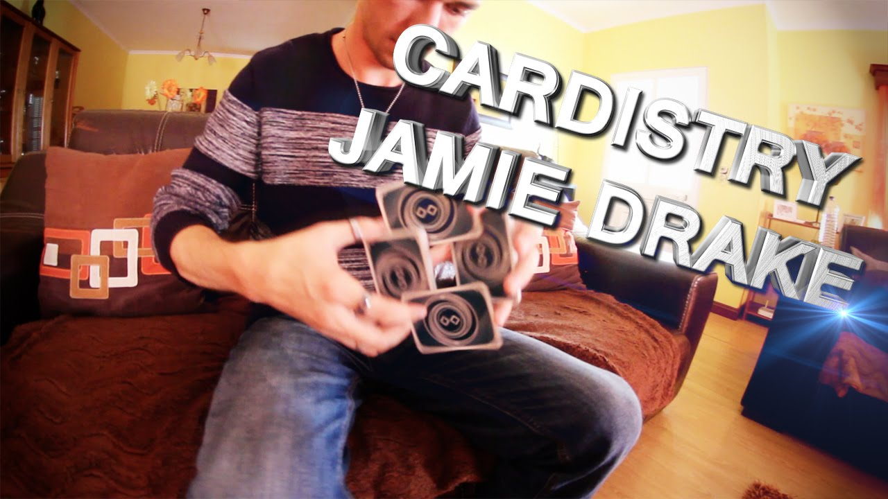 Jamie Drake cardistry - jamie drake - youtube