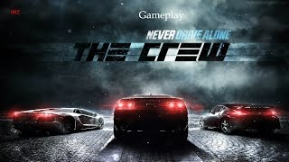 The Crew PC Gameplay #2 MSI 970 Gaming + AMD FX 8350@4.8ghz