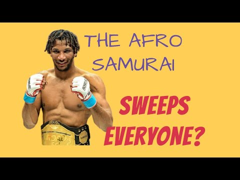Mansour Barnaoui-Giggler Sweep Compliation