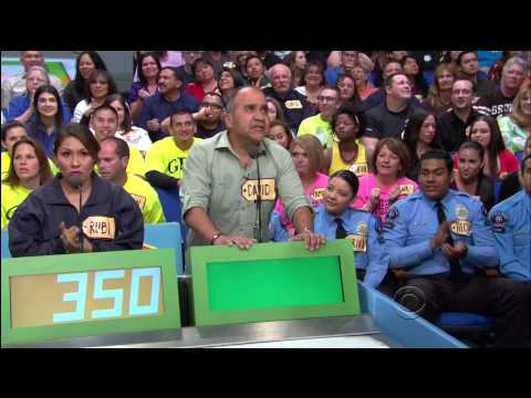The Price is Right  LAW ENFORCEMENT SPECIAL - 04/09/2013