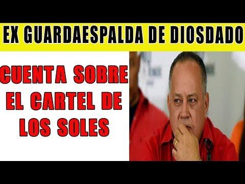 AUDIO de Ex guardaespaldas de Diosdado cuenta lo que hace el cartel de los soles