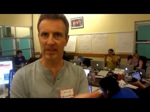 CreateAthonNM: Chris Jungmann