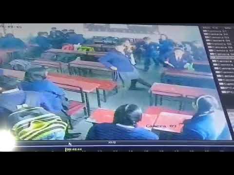 Brightland school cctv footage, lucknow
