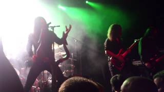 Satyricon - The Infinity of Time and Space live Sydney Factory Theatre 26 Feb 2014
