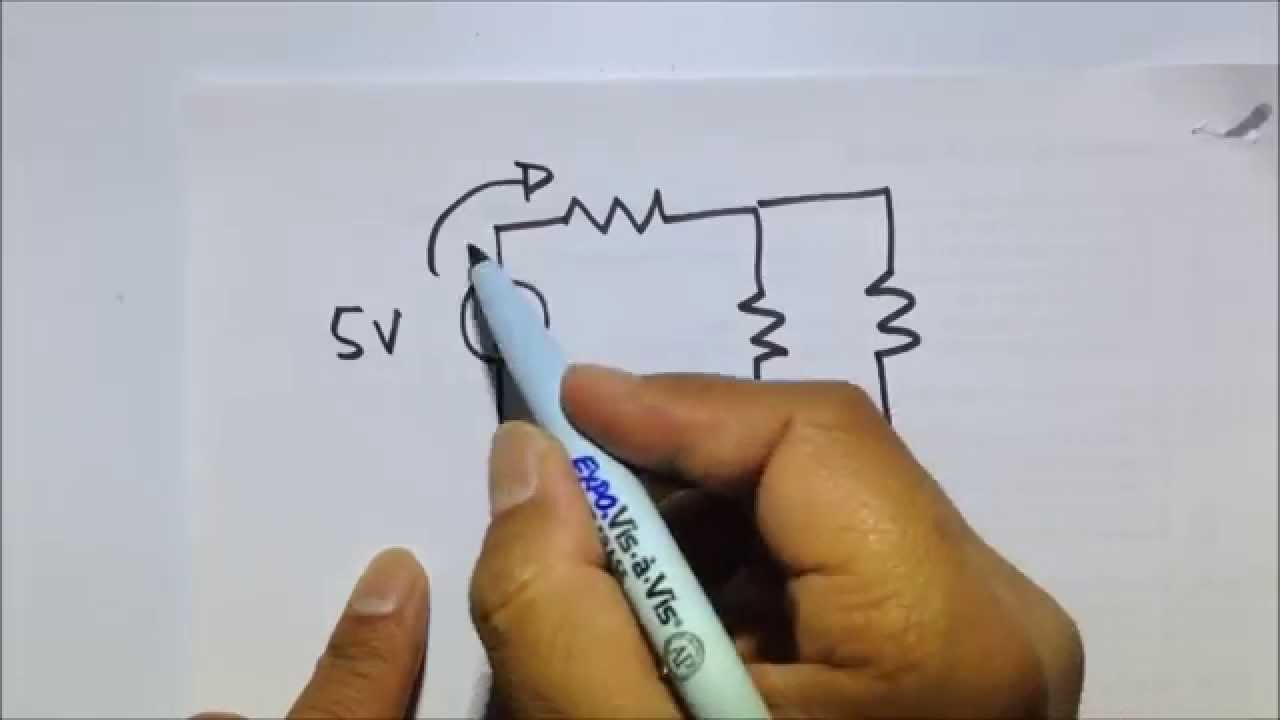 Basic Circuit Power Practice Problems (Electrical Engineering) - YouTube