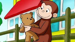 Georges le Petit Singe 🐵L'ours et Les Abeilles 🐵Saison 1  🐵Dessin Animé 🐵Animation Pour Enfants