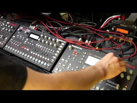 DL - Techno Live Set 2017 #18