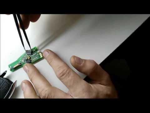 Mercedes W209 Kayıp Anahtar nasıl yapılır MB NEC IR Full Cihazla