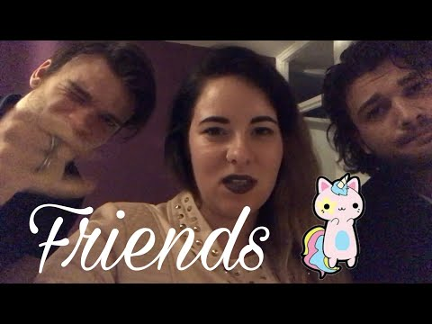 Friends and cinema