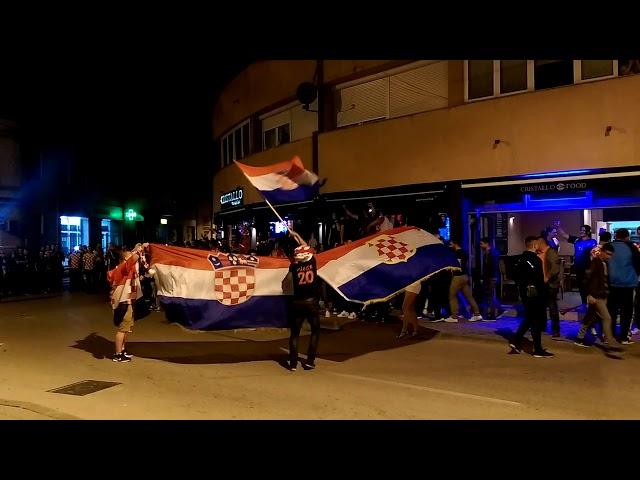 Livno: Hrvatska : Rusija
