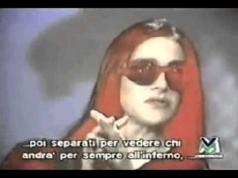 Diamanda Galas interview via Mocha Choc (ITV) 14-12-94