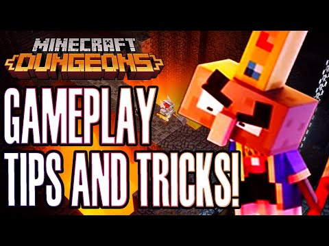 Minecraft Dungeons: Gameplay Tips And Tricks