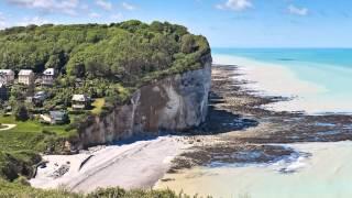 Découvrez la Côte d'Albâtre, en Seine-Maritime