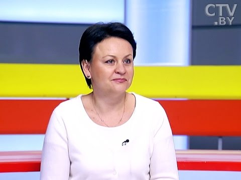 Наталья Подгорная, начальник минского отдела налогообложения  индивидуальных предпринимателей