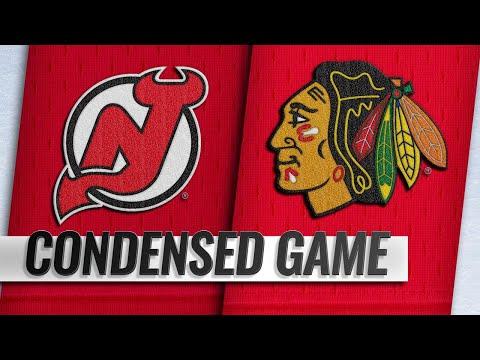 02/14/19 Condensed Game: Devils @ Blackhawks