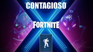#15 CONTAGIOSO VERSION 1 HR | #FORTNITE