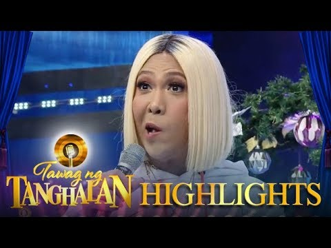 Tawag Ng Tanghalan: Vice shares why he got nervous when the masseuse touched his face