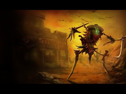 Legendary Bandito Fiddlesticks