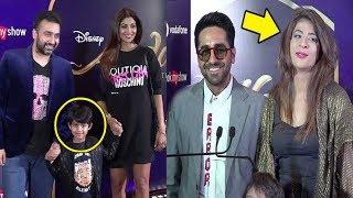 Ayushman Khurana With Wife Tahira | Shilpa Shetty & Raj Kundra With CUTE Son Viaan | Alladin