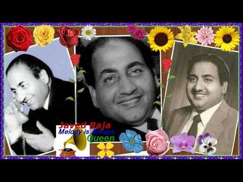 *.RAFI SAHAB~Film-NAMASTE JI-(1965)-Hamein Kya Jo Har Su Ujale Hue.[Original 45 RPM Audio].#