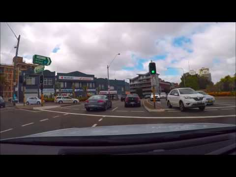 Day time drive to Sydney Kingsford Smith International Airport in Audi S3 8V