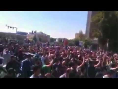 ناآرامی در تهران در پی بیثباتی بازار ارز