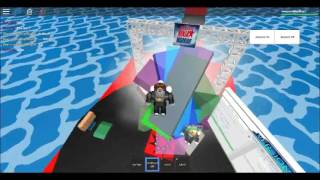 Copy of Roblox American Ninja Warrior fun