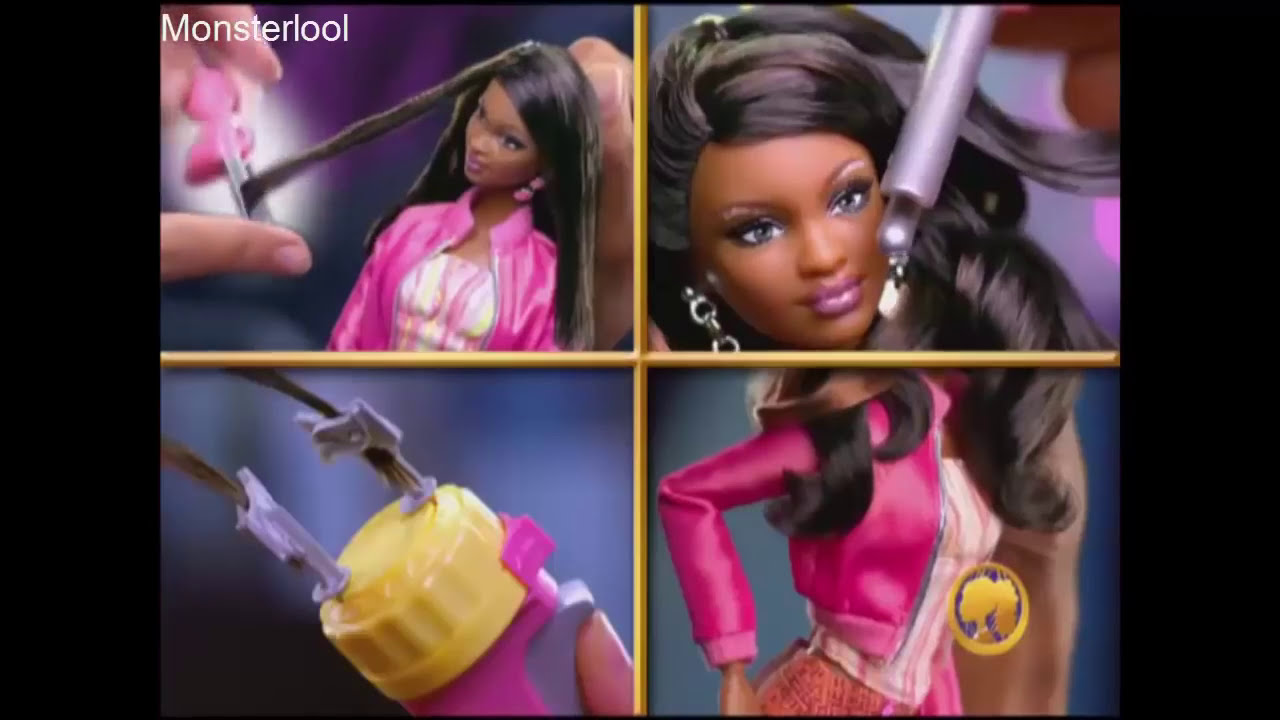 Barbie So In Style Doll Commercial