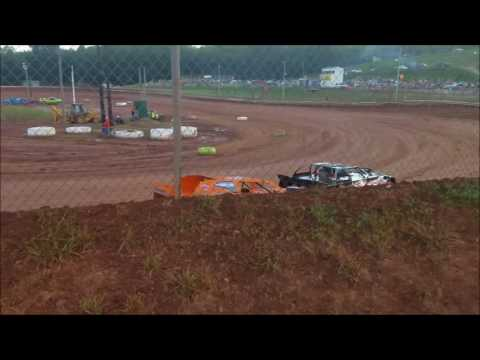 07-09-2017 Street Stock Feature at Midway Speedway