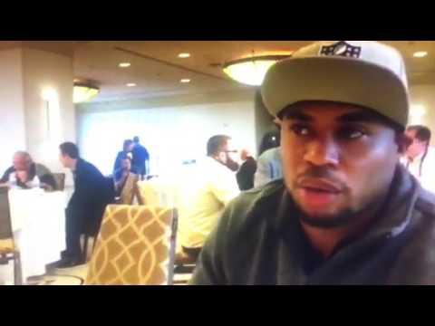 Steve Smith On Marshawn Lynch With Oakland Raiders #NFLDraft #Raiders