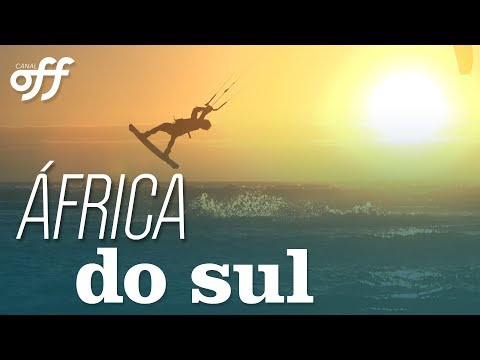 Kite beach na África do Sul com Reno Romeu e JD Edde | Kite Extremo | Canal Off