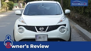 Nissan Juke Owner's Review: Price, Specs & Features   PakWheels