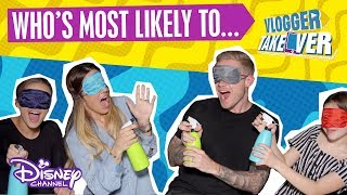 Dad V Girls | Who's Most Likely To Challenge 🤷| Disney Channel UK