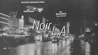 Noir L.A. Dark Jazz Radio 24/7 stream