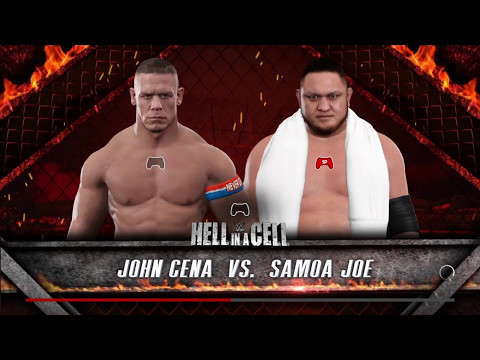 WWE 2K17 Universe Mode Highlights: SD Live's Hell in a Cell