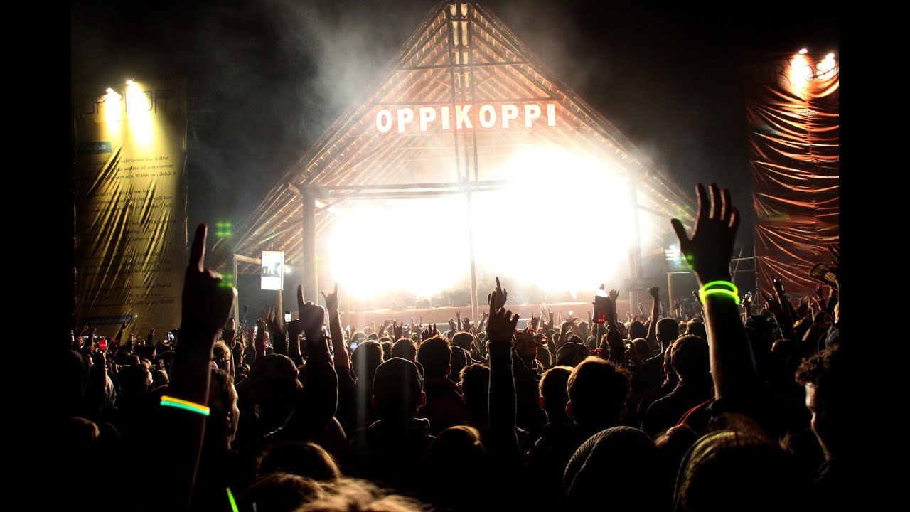 OppiKoppi 2015 - YouTube