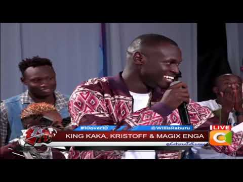 Dundaing Trio: King Kaka, Kristoff and Magix Enga #10Over10