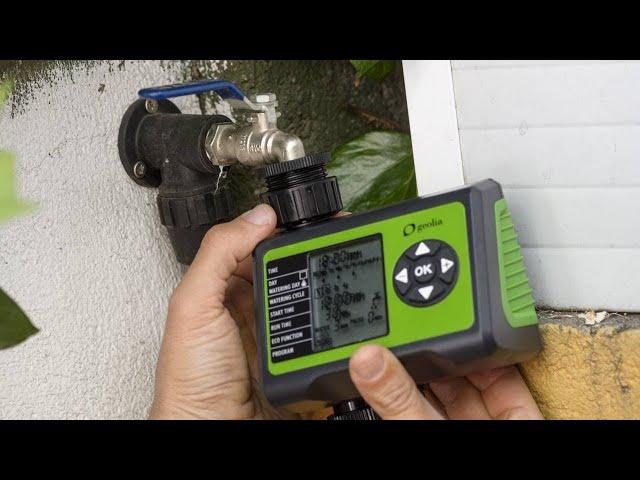 Cómo Instalar Un Sistema De Riego Automático Para Macetas Leroy Merlin