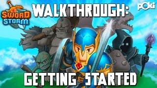 Sword Storm! Legend of Hero!
