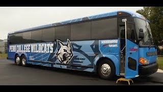 Penn College Athletics Is On The Move