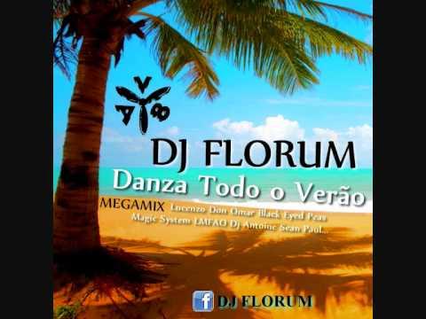 DJ FLORUM - DANZA TODO O VERAO MEGAMIX SUMMER 2K11