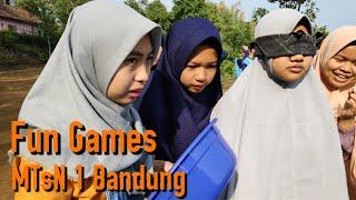 Fun Games MTsN 1 Bandung bersama Risalah Tour and Travel