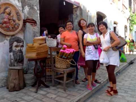 DASURECO North Luzon and Palawan study tour '09