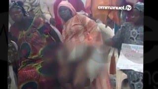Prophet TB Joshua Resurrects a Dead Baby in Woman