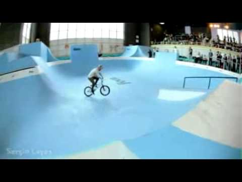 BMX Freestyle - The Pool