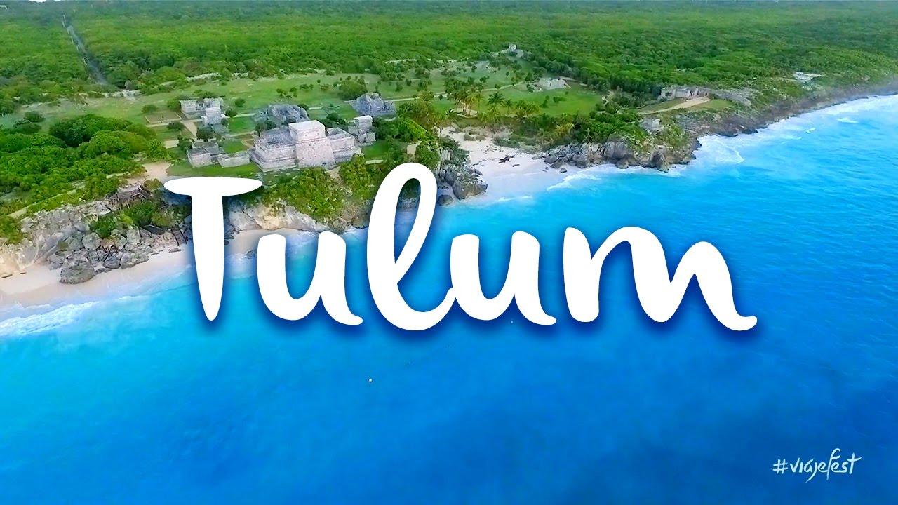 Tulum Que Hacer En La Playa Youtube